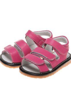 Little Blue Lamb | Isabelle | Toddler Sandals Cute pink summer sandals from Little Blue Lamb.