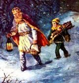 Good King Wenceslaus story for St Stephen's Day
