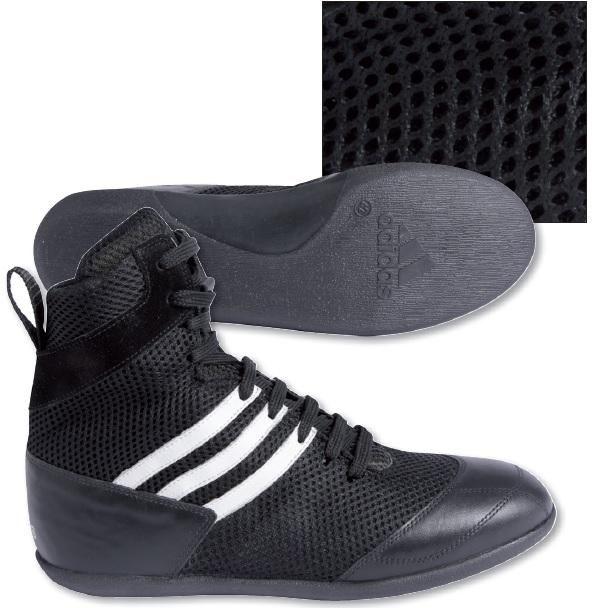 Chaussures de boxe française adidas - ADISFB01