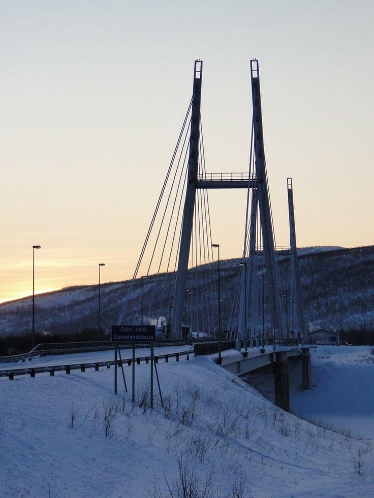 Utsjoki bridge