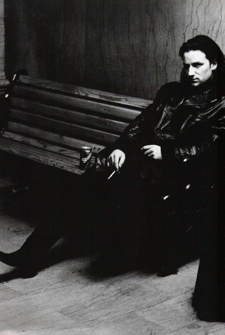 Bono in the Joshua Tree period #AntonCorbijn #photography