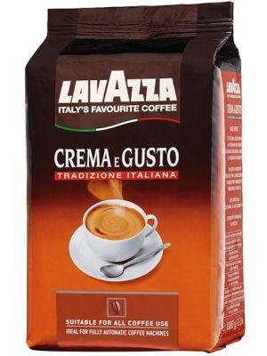 Lavazza LAVAZZA 1kg Crema e Gusto Tradizione Italiana Kawa ziarnista