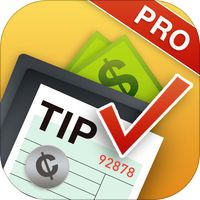 Tip Check PRO - Tip Calculator, Free Tipping Guide, & Bill Splitter by ChuChu Train Productions