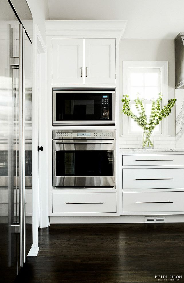 Best 25 wall ovens ideas on pinterest wall oven double for Built in oven kitchen cabinets