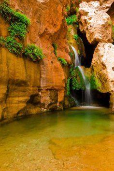 The Elves Chasm is Grand Canyon's best-kept secret.