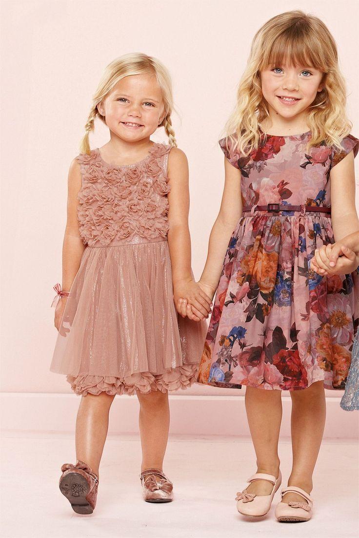 Next online party dresses - Girls Dresses Online 3 Months To 6 Years Next Flower Party Dress Ezibuy Australia