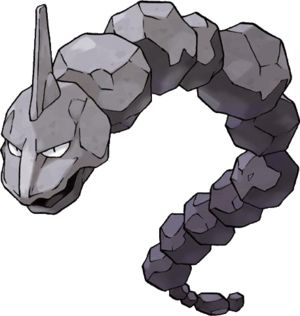 Onix Pokédex: stats, moves, evolution & locations | Pokémon Database