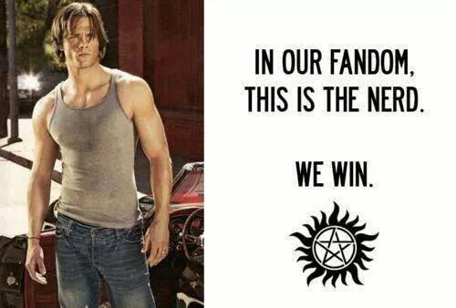Supernatural: SO MUCH WIN