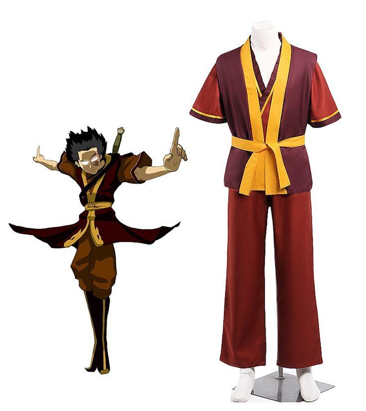 avatar the last airbender outfits   Avatar Zuko Cosplay Costume - Avatar: The Last Airbender Photo ...