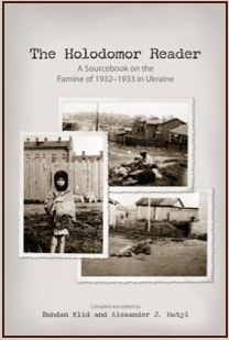 """Teaching Kit.  Includes this reader, Documents and Materials, as well as DVD titled """"Genocide Revealed"""".  Learn more at the Canadian Institute of Ukranian Studies: https://www.ciuspress.com/catalogue/history/324/the-holodomor-reader"""