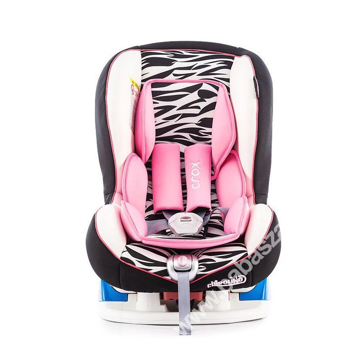 A Chipolino Crox világos színével és modern kialakításával le fogja nyűgözni a babákat és mamákat egyaránt.