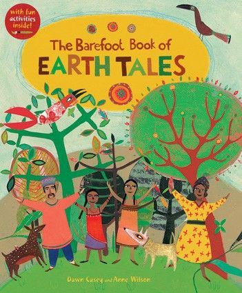 Seven folk tales that demonstrate how different cultures respect the earth, each followed by an craft or activity based on the message of the story.
