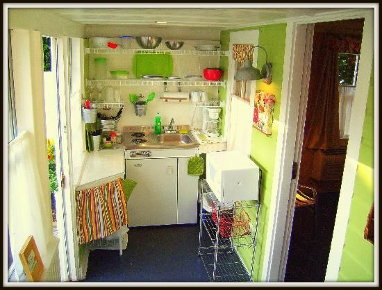 tiny rustic kitchen - Google Search