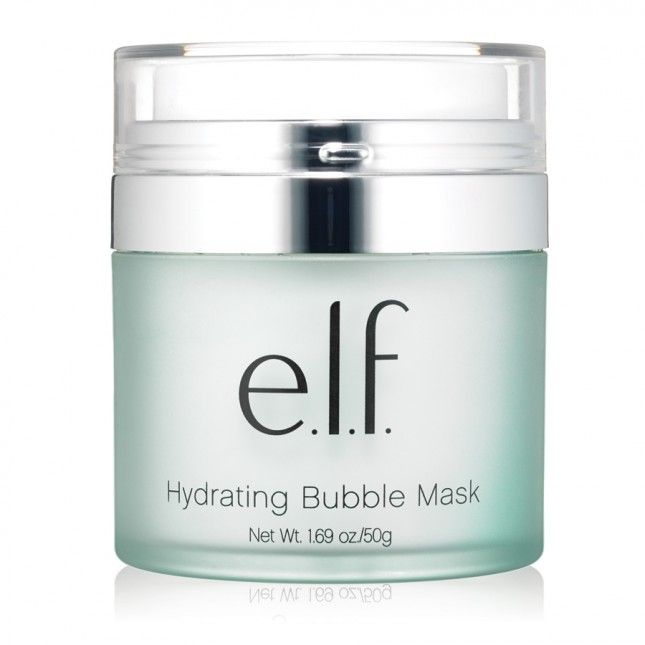 This fizzing bubble mask is the best.