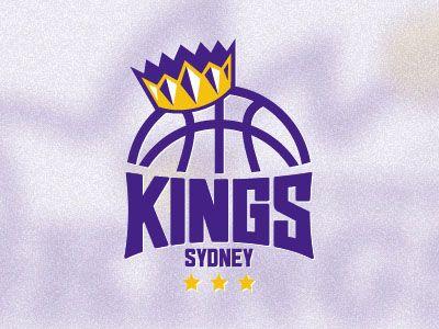 This is the logo for the Sydney Kings, an Australian basketball team.