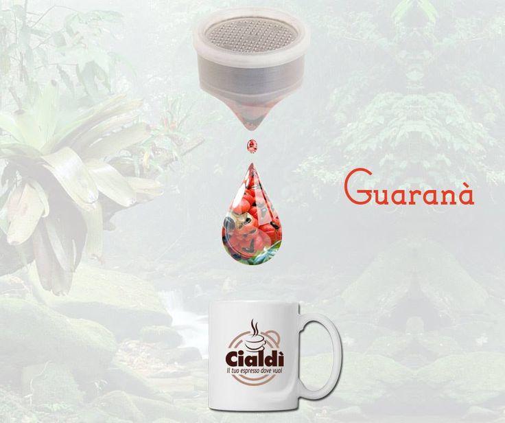 Stanchi o semplicemente a corto di energie? Provate le nostre capsule al #Guaranà!  http://www.cialdi.it/cialdi-propone-caffe-capsule-real-caf…/