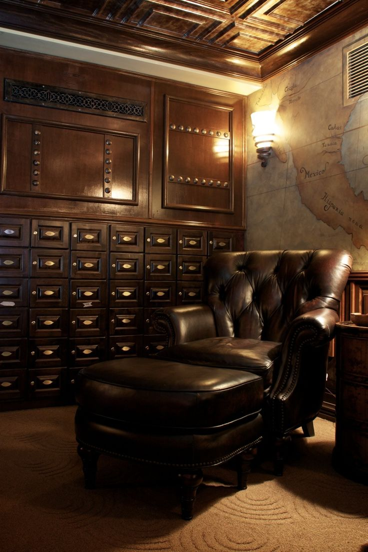 This is a perfect replica of the Cigar Lounge with the private and  individual cigar humidor - Best 25+ Cigar Lounge Decor Ideas On Pinterest Speakeasy Bar