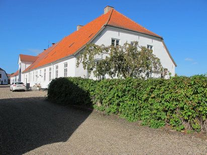Herregård - Godsinspektørbolig  STOR - Vestsjælland