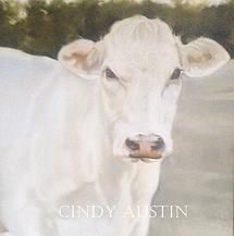 """Cindy Austin Paintings and Fine Art Reproductions   """"Good Morning Miss Daisy"""""""