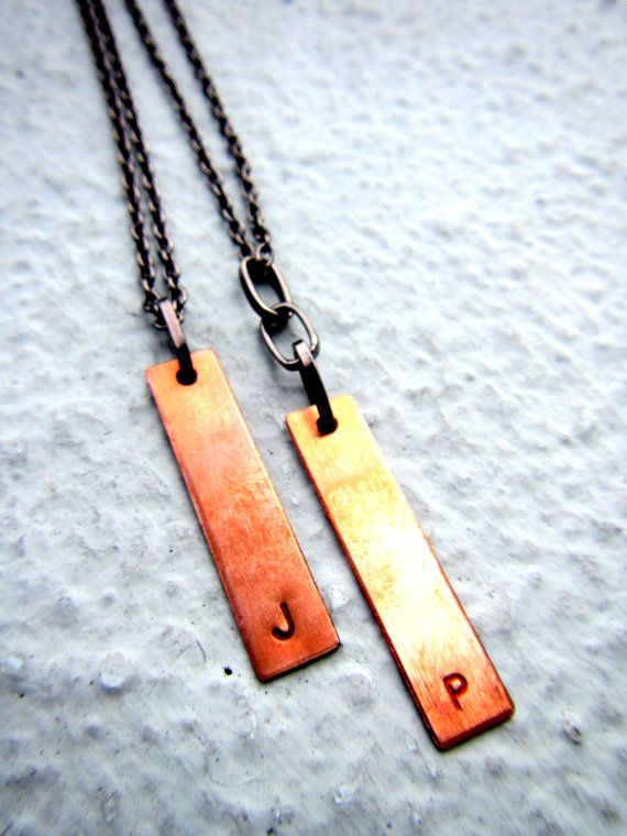 Personalized Couple Necklace