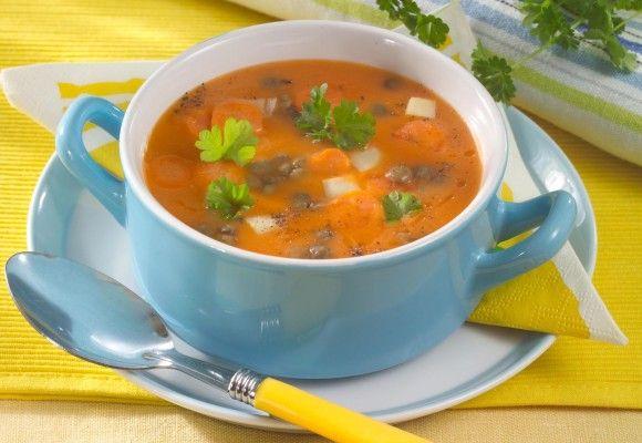 Supă de linte, rețeta perfectă pentru zilele friguroase | Click! Pofta Buna!
