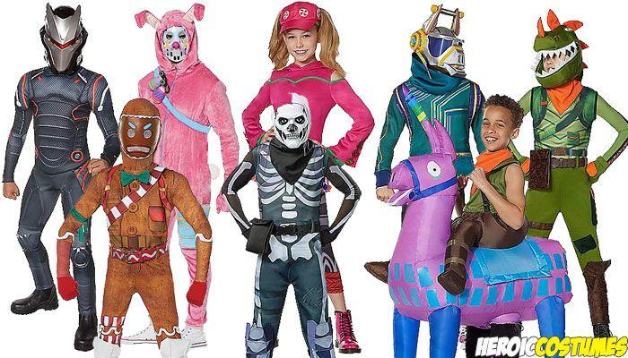 Fortnite Halloween Costumes 2020 Fortnite Costumes 2019 | Cool halloween costumes, Halloween