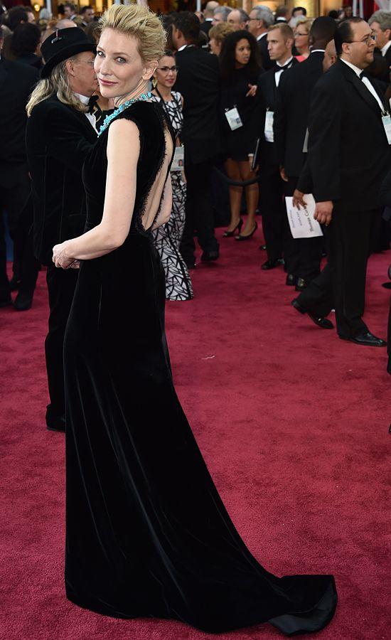 Cate Blanchett (John Galliano para Maison Margiela)