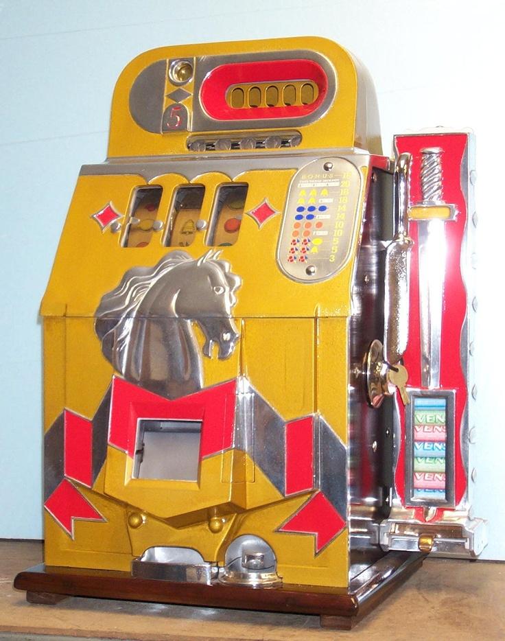 Coin Slot Machines