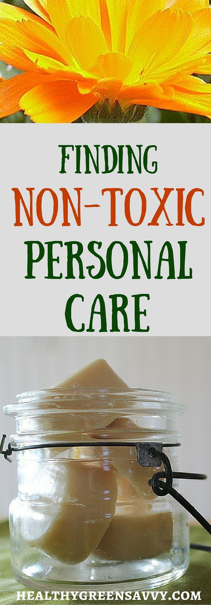Only a few hundred of the 80,000 chemicals in use today have been studied for safety. Here's what you need to know about personal care products to protect yourself from carcinogens, endocrine disruptors and other nasties. Click to read more or pin to save for later!