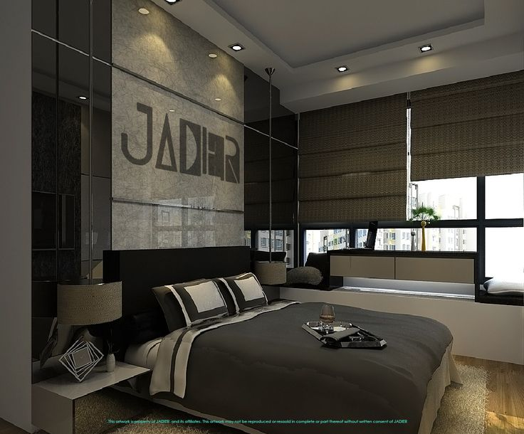 Luxurious Modern Contemporary Bedroom.png