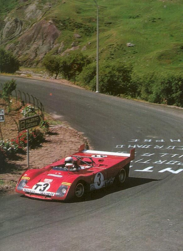 Ferrari at the Targa Florio