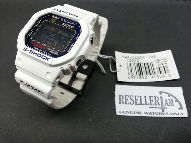 Casio G-shock GWX-5600C-7