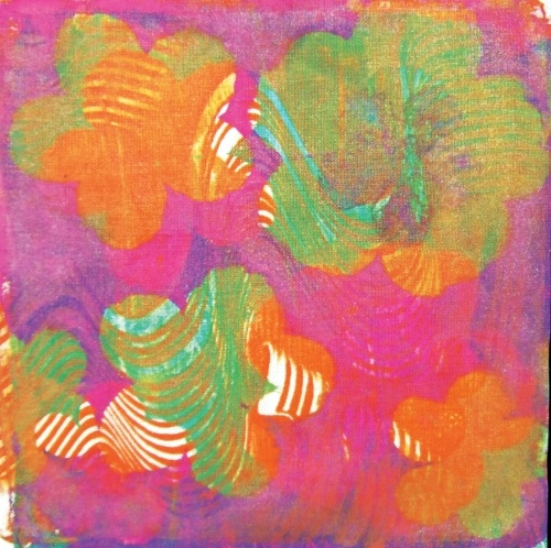 Play with monoprinting using the amazing Gelli Plates!