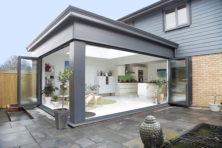 Rear Extension Ideas >> See images of bespoke Kitchens within Orangeries, Glazed Extensions & Conservatories in Sussex ...
