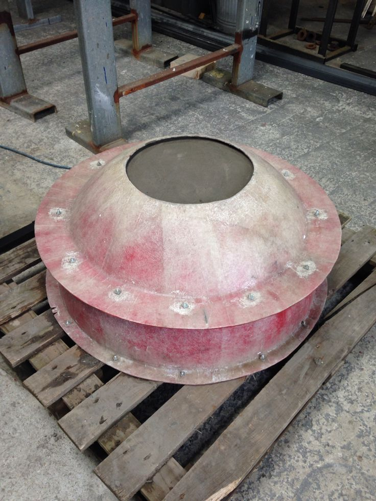 New mould for ceramic fire bowl by Halodesign.co. Fire bowls in every size for all occasions.#firebowl