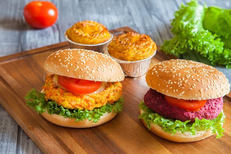 Vegán zöldségfasírt bármilyen zöldségből (céklafasírt) – VegaNinja