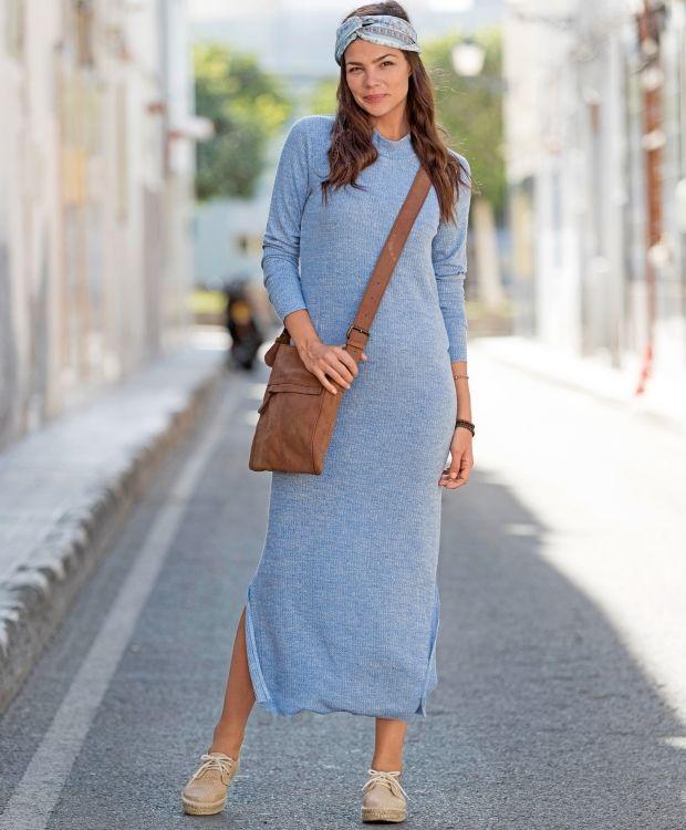 122deea3 Redhill Maxi kjole   Women's fashion   Fashion, Dresses og Sweaters
