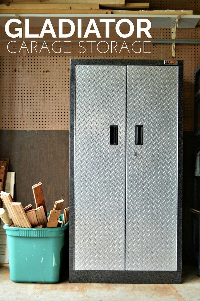 Gladiator Garage Storage #springkeeping #ad