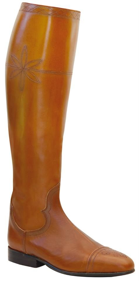 Konig casual riding boots