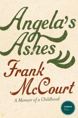 courage and humanity in angelas ashes by frank mccourt Informal essay on angelas ashes angelas ashes is a moving book full of poverty angela and malachy mccourt and a broken family with strength and courage.