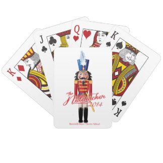 Nutcracker 2014 Playing Cards