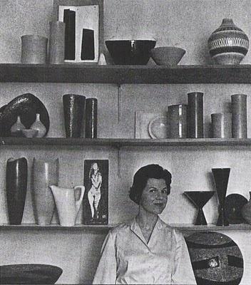 Upsala-Ekeby-samlarna: Ingrid Atterberg - historik