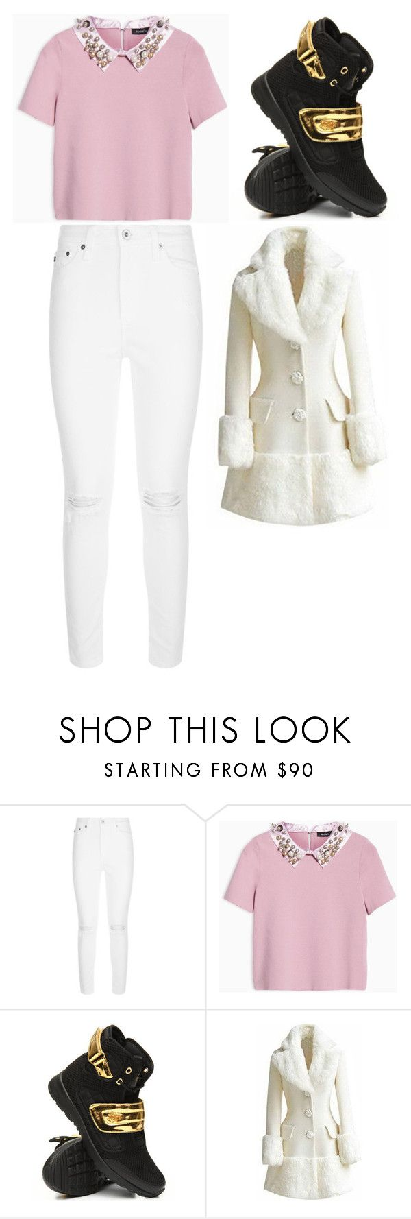 """Wish Now"" by gineskaplaza on Polyvore featuring moda, AG Adriano Goldschmied, Max&Co. y Vlado"
