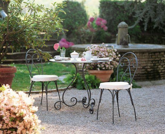 Oltre 25 fantastiche idee su giardino shabby chic su - Shabby chic giardino ...
