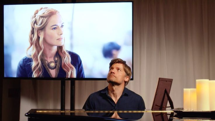 "Game of Thrones: The Musical – Nikolaj Coster-Waldau - Closer to Home | ... Nice little love song about incest from Jaime. Featuring amazing and very touching lyrics such as: ""I miss my fingers, as you miss your son"" and ""Spirited lad, I was his uncle, and also his dad"""