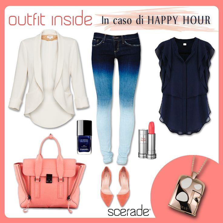 Tonight you have a Happy hour and you don't know what to wear? Your perfume is already with you.