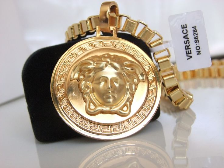 85 best images about Versace Men s Jewelry on Pinterest