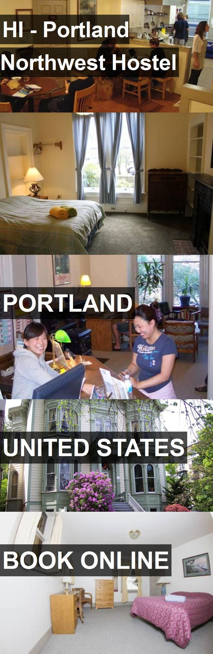 HI - Portland Northwest Hostel in Portland, United States. For more information, photos, reviews and best prices please follow the link. #UnitedStates #Portland #travel #vacation #hostel