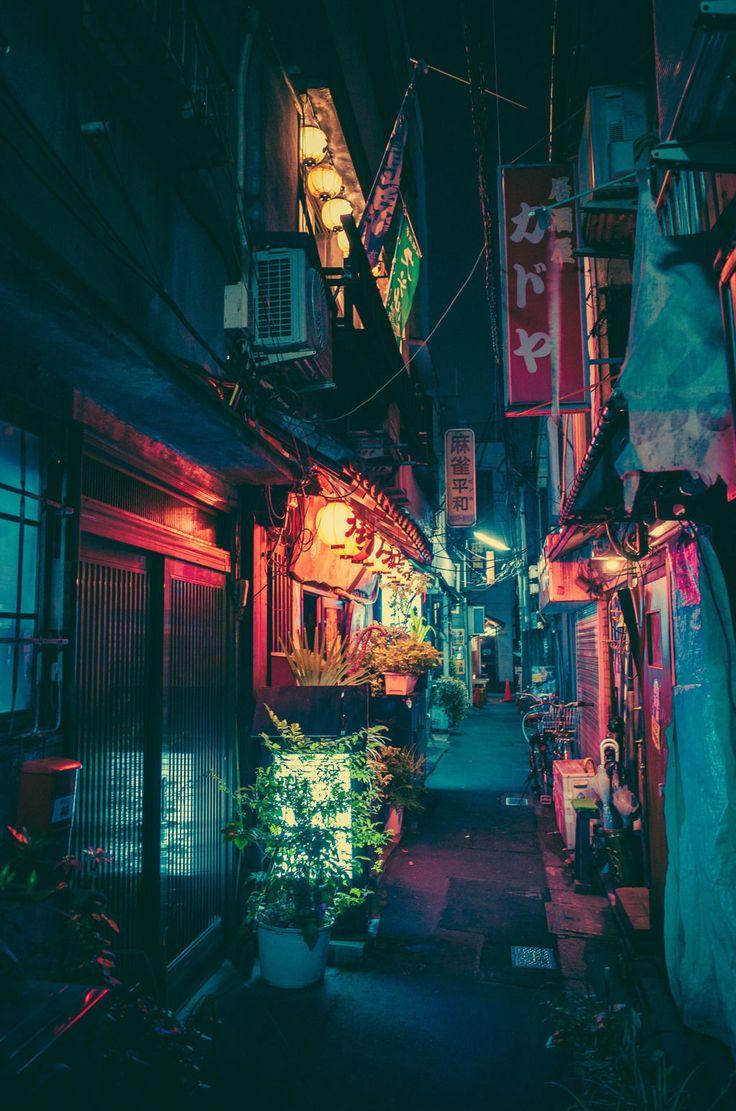 Fotos de Tokyo, no Japão, tiradas pelo fotógrafo Masashi Wakui, uma coleção que mostra a modernidade e tradição da capital japonesa.