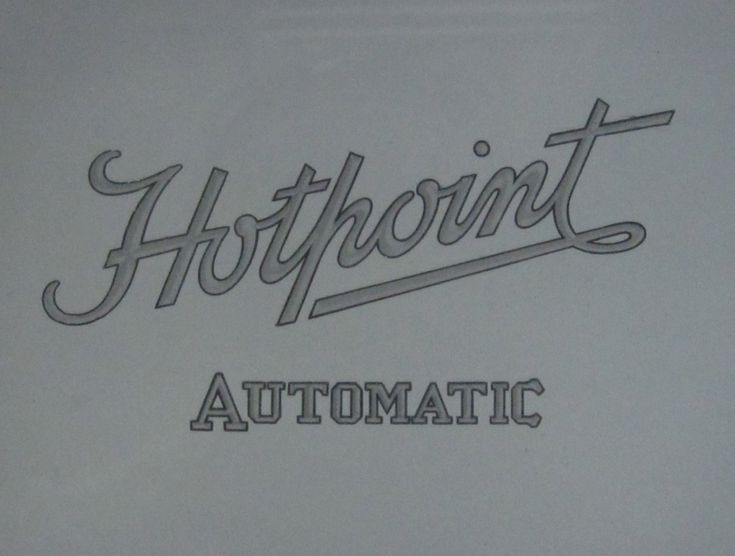 Hotpoint – Notebook – Mark Simonson